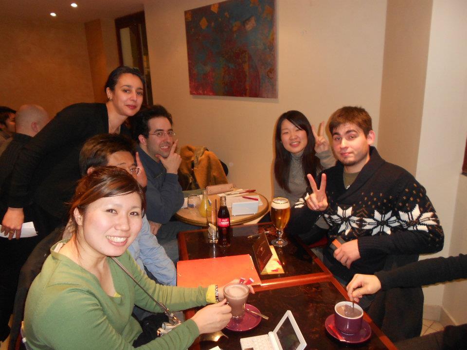 rencontres linguistiques paris