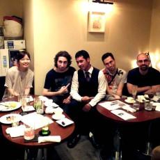 Une soirée d'échange linguistique par mois à Ginza !