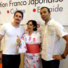 La Yuai participe à la Japan Expo !