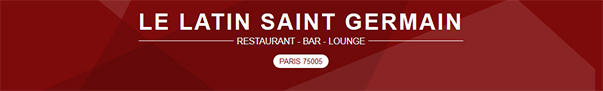 Le Latin Saint Germain