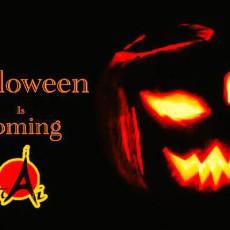 Chers membres, n'oubliez pas notre soirée Halloween!!!!!